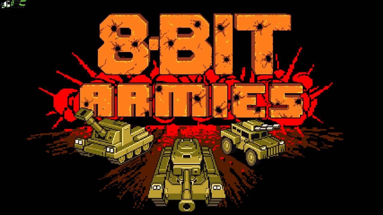 8 Bit Armies Cover