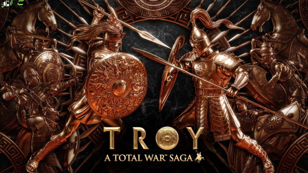A Total War Saga Troy Cover