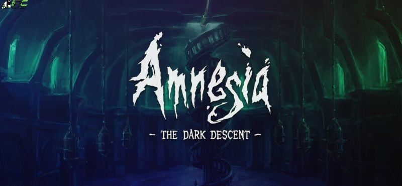 Amnesia The Dark Descent Cover