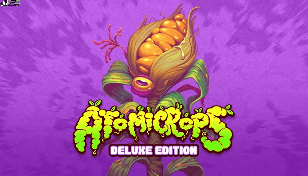 Atomicrops Deluxe Edition Cover