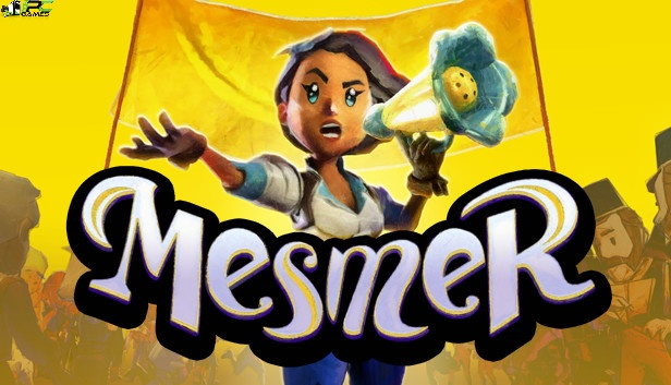 Mesmer Cover