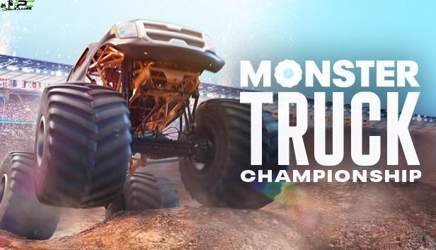 Monster Truck Championship Cover