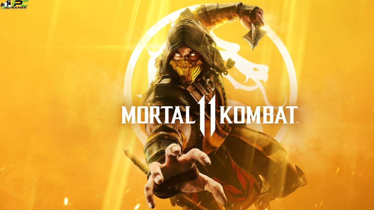 Mortal Kombat 11 Ultimate Edition Cover