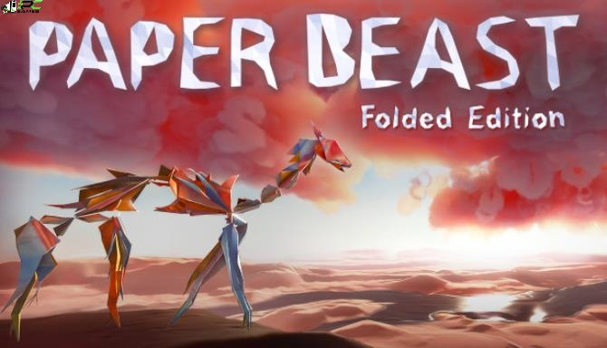 Paper Beast Folded Edition Cover