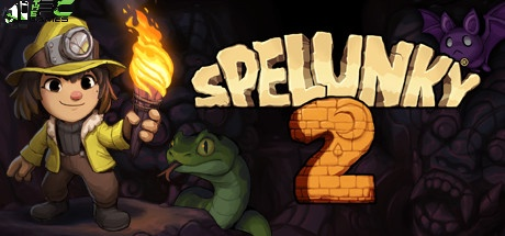 Spelunky 2 game