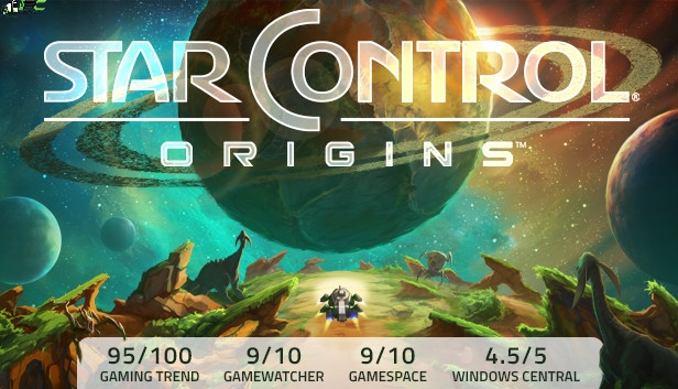 Star Control Origins Complete Bundle Cover