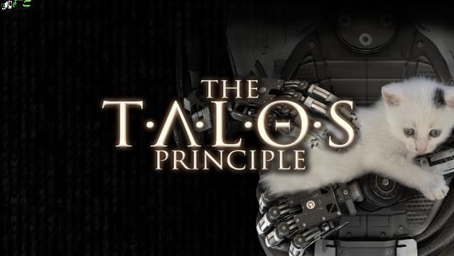 The Talos Principle Gold Edition Cover
