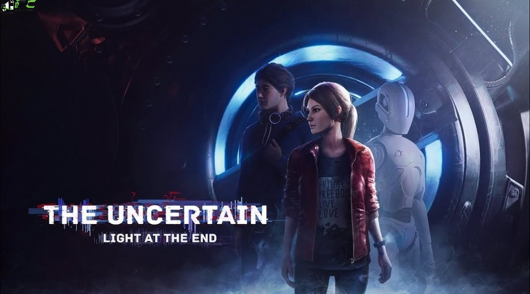 The Uncertain Light At The End Cover