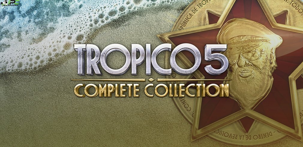Tropico 5 Complete Collection Cover