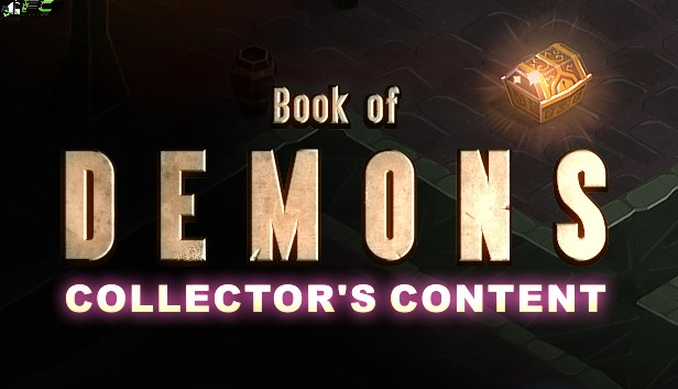 Book of Demons Collectors Edition Cover