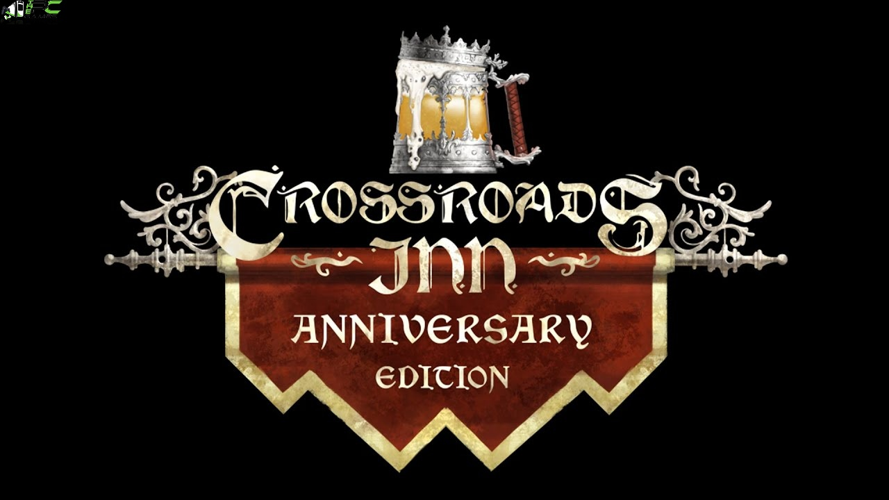 Crossroads Inn Anniversary Edition Cover