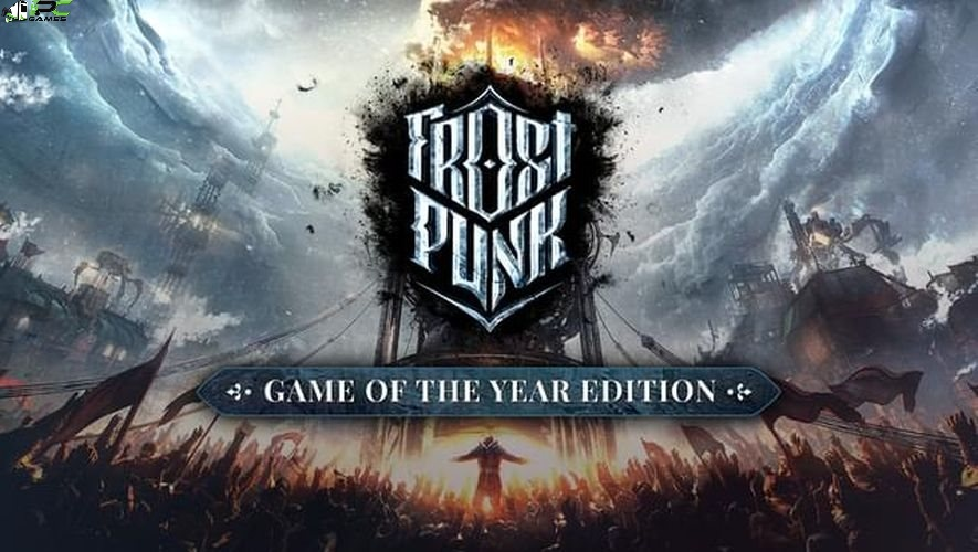 Frostpunk Game of the Year Edition Cover