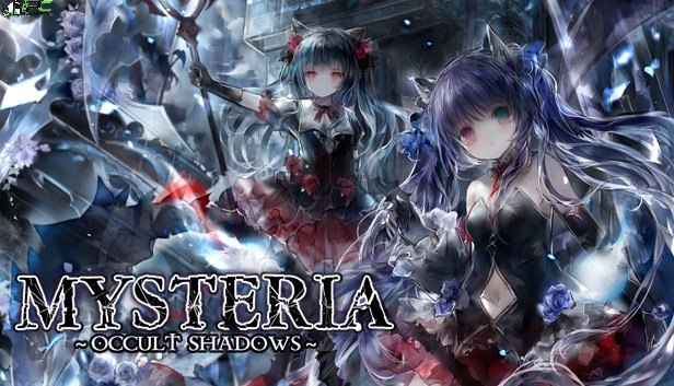Mysteria Occult Shadows Cover