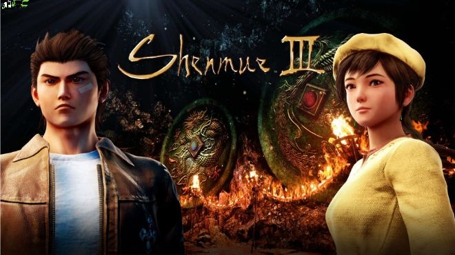 Shenmue III Deluxe Edition Cover