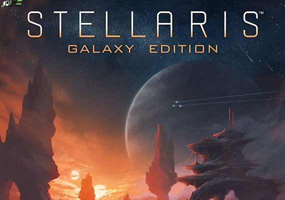 Stellaris Galaxy Edition Cover