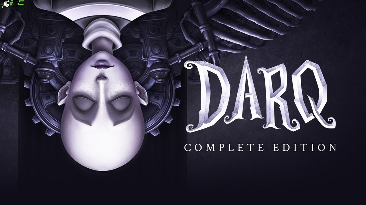 DARQ Complete Edition Cover
