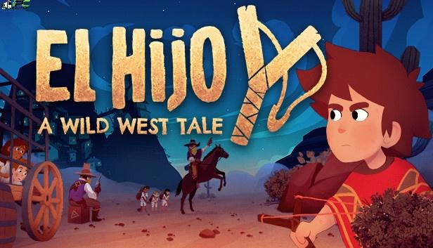 El Hijo A Wild West Tale Cover