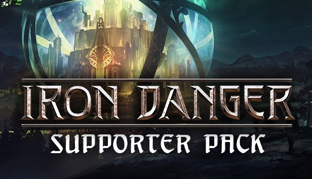 Iron Danger Supporter Pack Cover