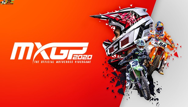 MXGP 2020 The Official Motocross Videogame Cover