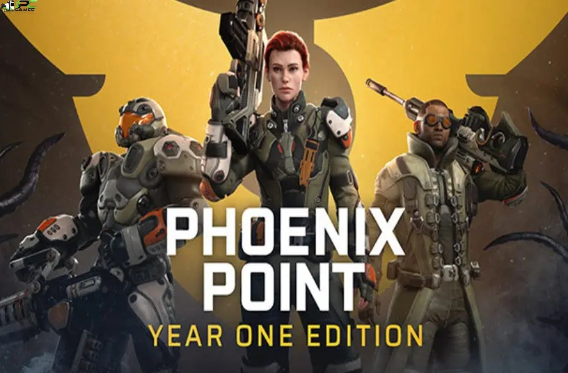 Phoenix Point Year One Edition Cover