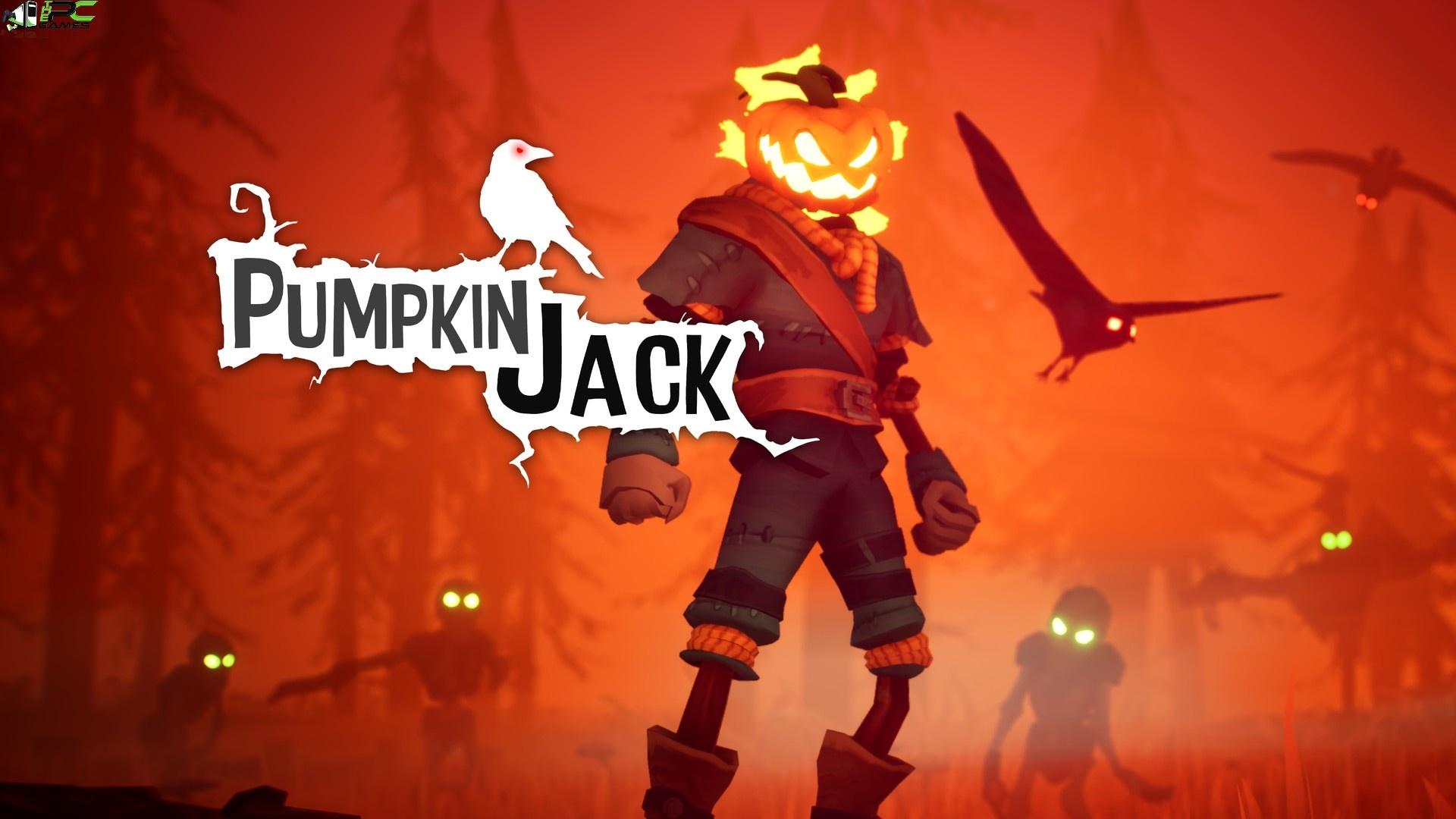 Pumpkin Jack Cover