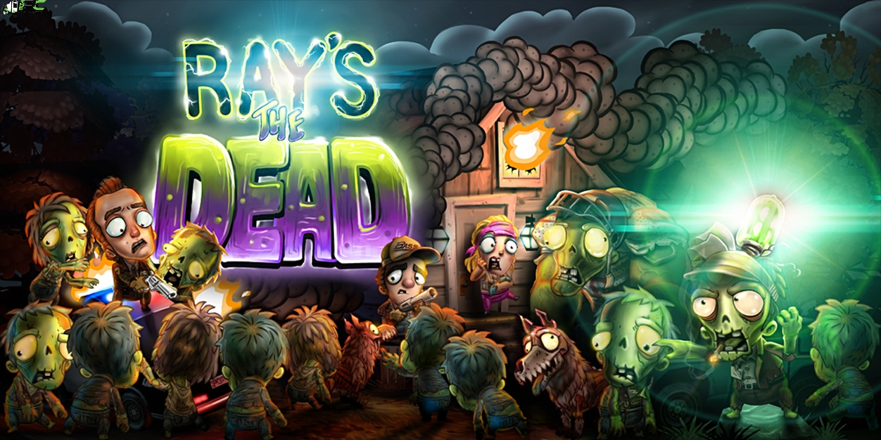 Rays The Dead Cover