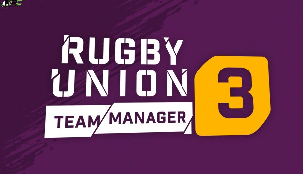 Rugby Union Team Manager 3 Cover