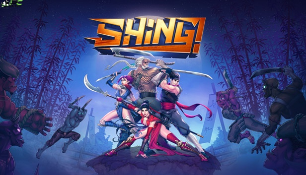 Shing Digital Deluxe Edition Cover