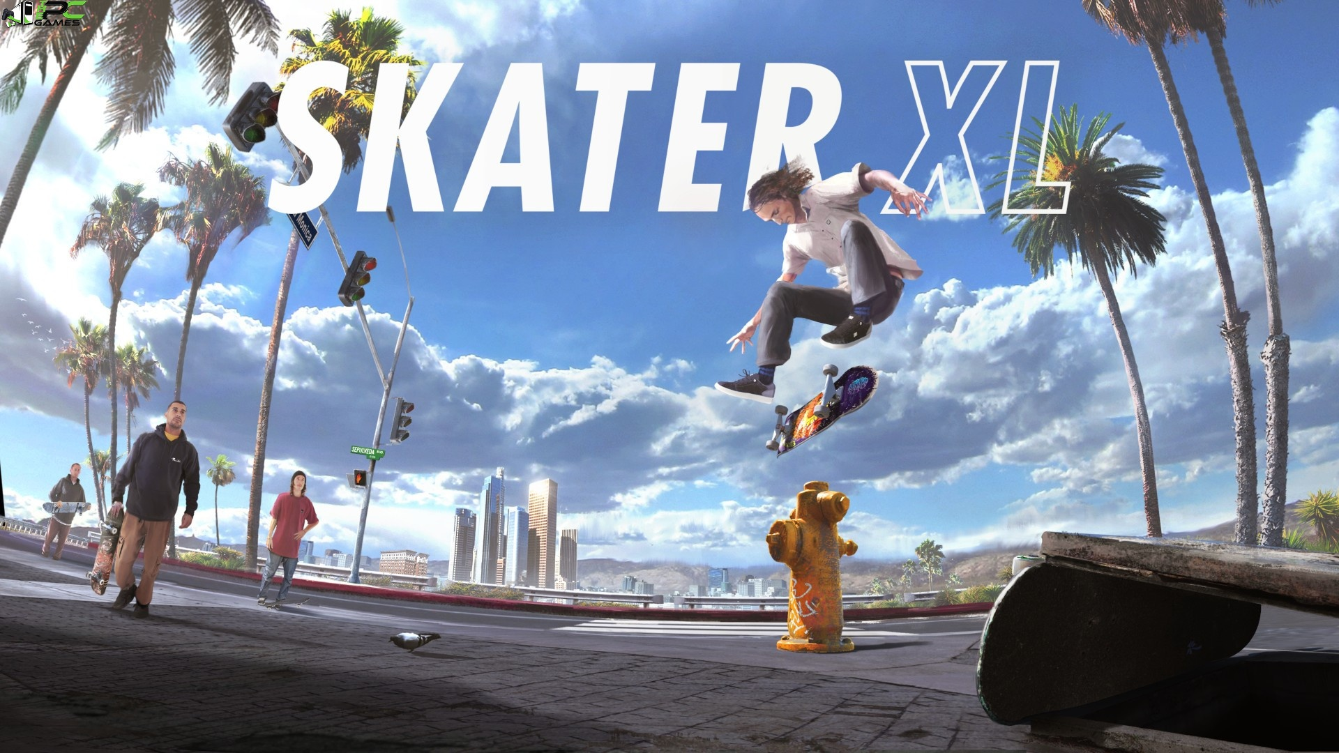 Skater XL Mod Maps and Gear At The Push Of A Button Cover