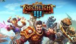 Torchlight III Snow and Steam Cover