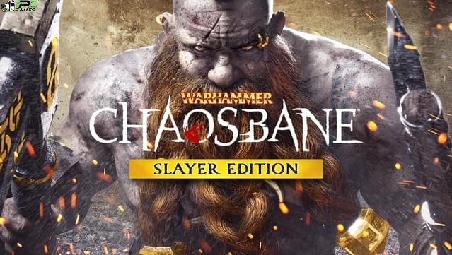 Warhammer Chaosbane Slayer Edition Cover