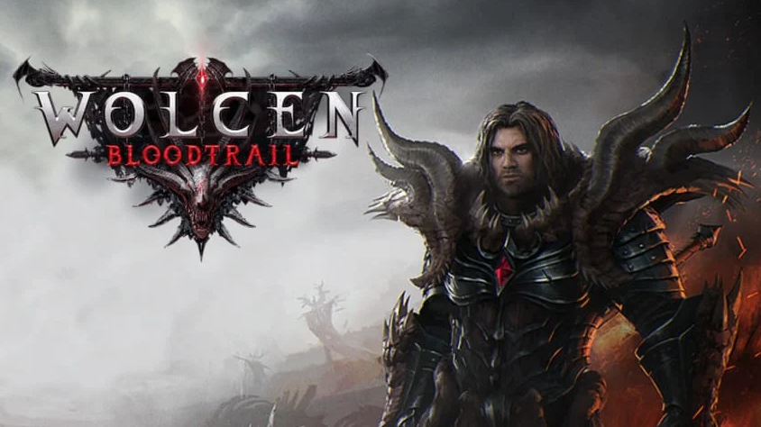 Wolcen Lords of Mayhem Bloodtrail Cover