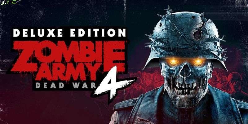 Zombie Army 4 Dead War Deluxe Edition Cover