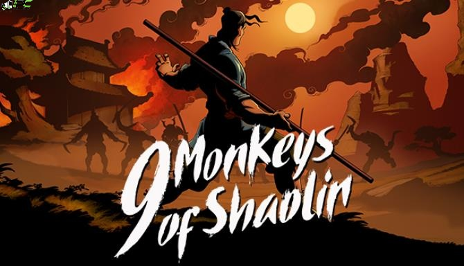 9 Monkeys of Shaolin New Game Plus Cover