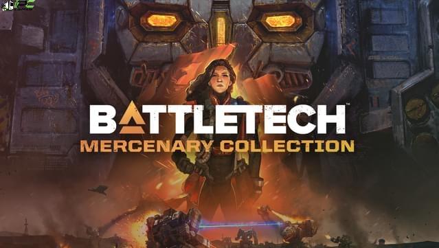 BATTLETECH Mercenary Collection Cover