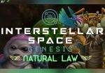 Interstellar Space Genesis Natural Law Cover