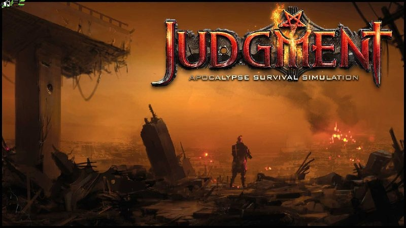 Judgment Apocalypse Survival Simulation Desert Edition Cover