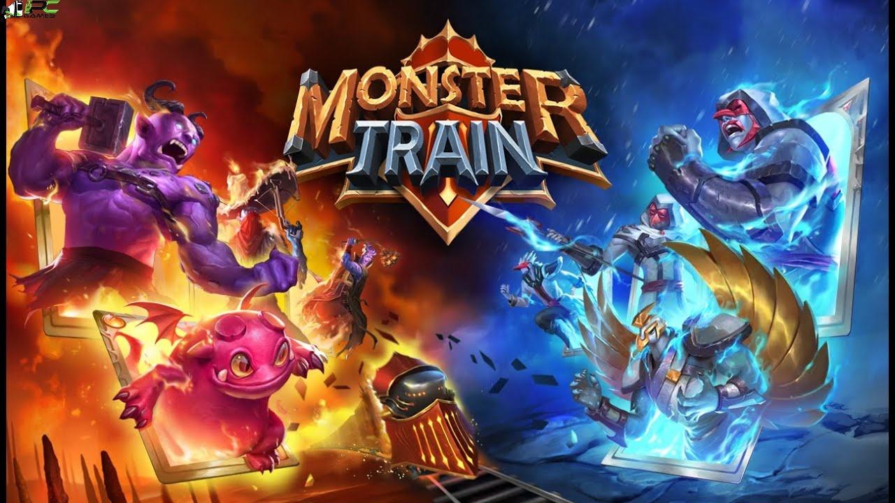 Monster Train Cover