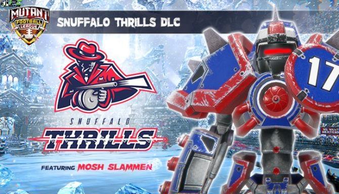 Mutant Football League Dynasty Edition Snuffalo Thrills Cover