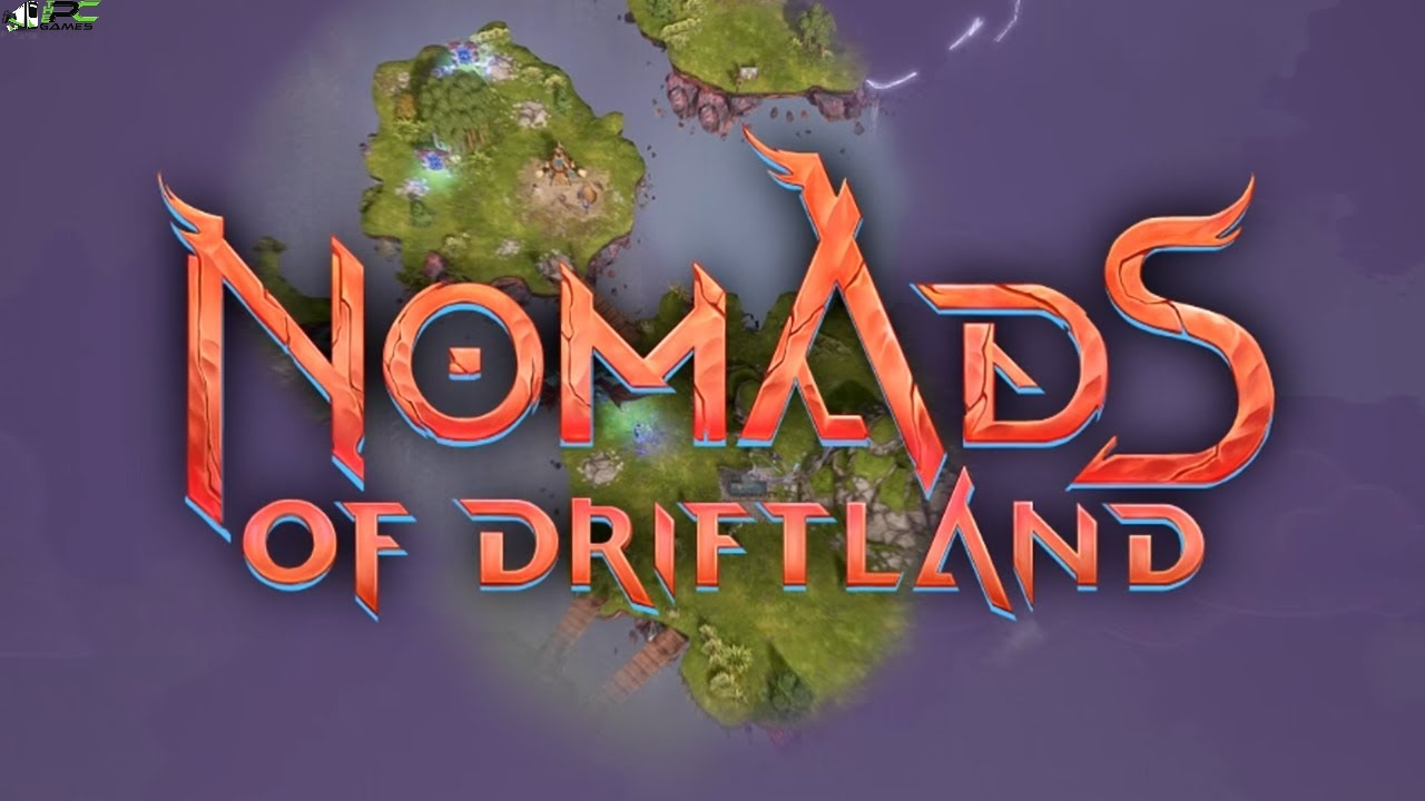 Nomads of Driftland Cover