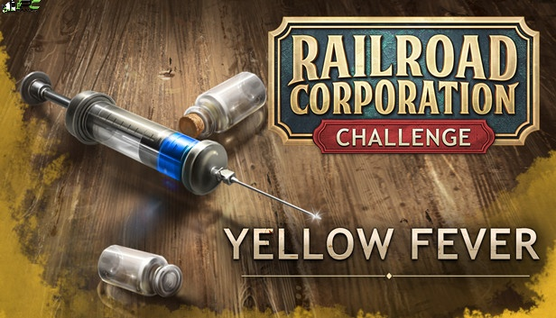 Railroad Corporation Yellow Fever Cover