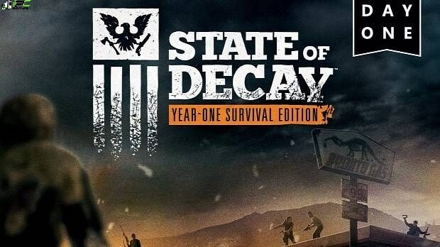 State of Decay YOSE Day One Edition Cover