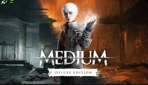 The Medium Deluxe Edition Cover