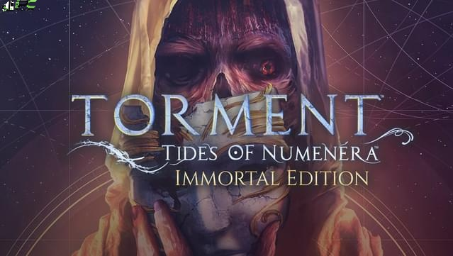 Torment Tides of Numenera Immortal Edition Cover