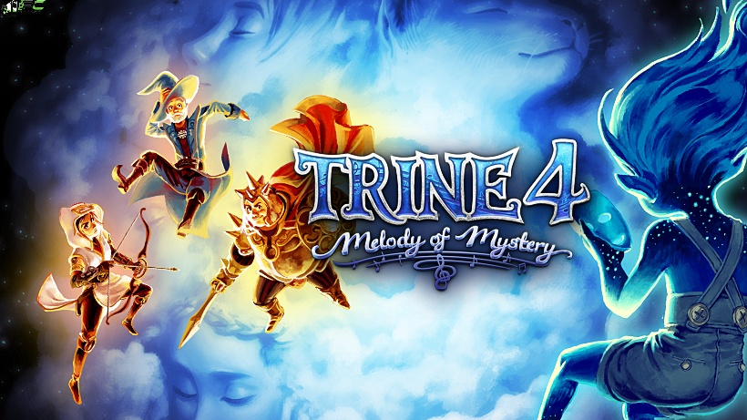 Trine 4 The Nightmare Prince Melody of Mystery Cover