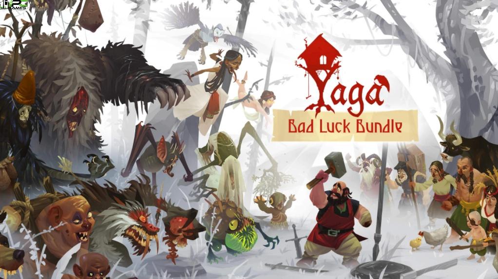Yaga Bad Luck Bundle Cover