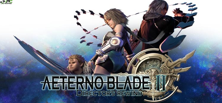 AeternoBlade II Directors Rewind Cover