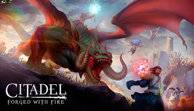 Citadel Forged with Fire Balaroks Revenge The Spirits of Umbrus Cover