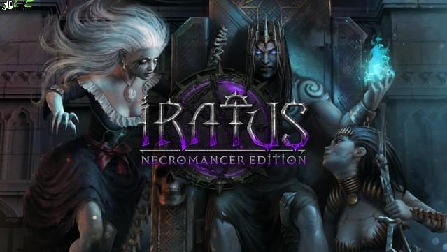 Iratus Necromancer Edition Cover