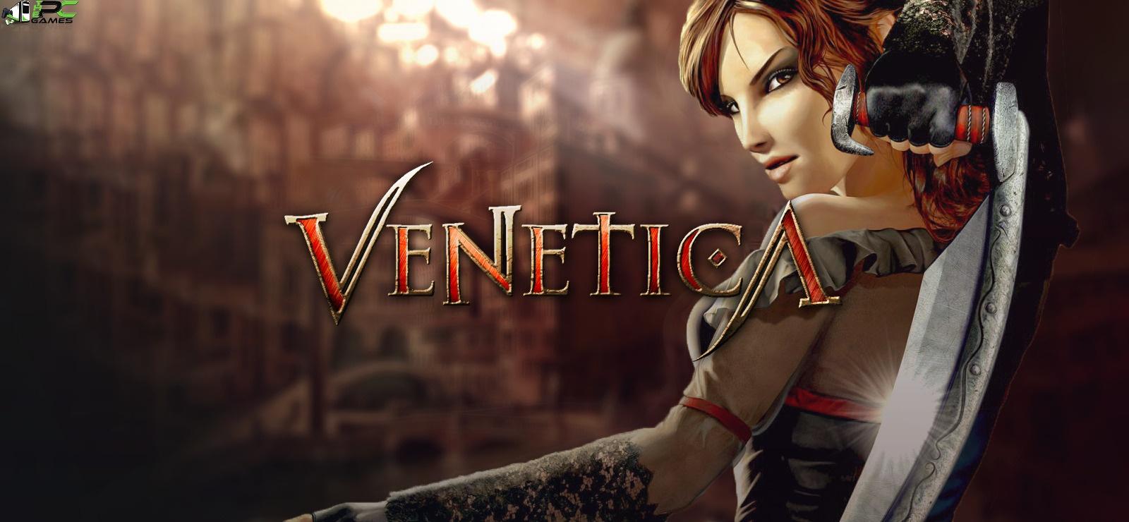 Venetica Gold Edition Cover
